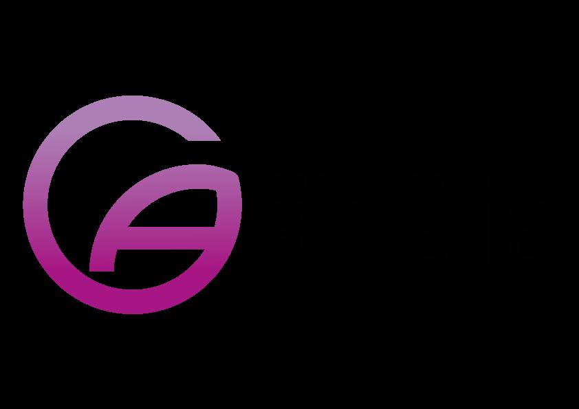 Resultado de imagen de amelia cosmetics logo